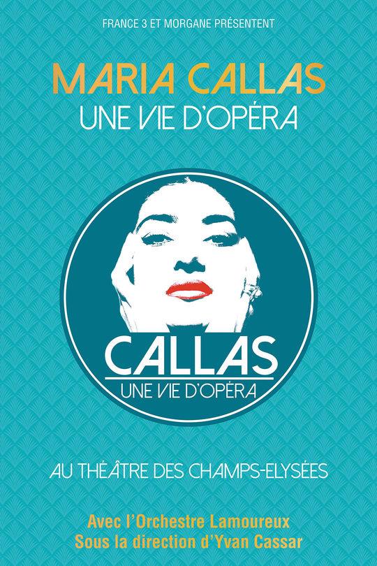 visuel Maria Callas