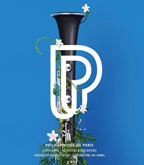 Philharmonie Paris – logo 2021